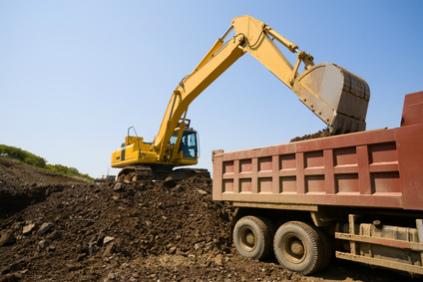 excavatrice heavy equipement driver operator